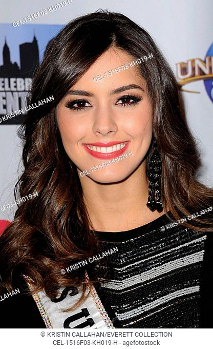 Paulina Vega in attendance for THE CELEBRITY APPRENTICE Season Finale Post-Show Red Carpet, Trump Tower, New York, NY February 16, 2015