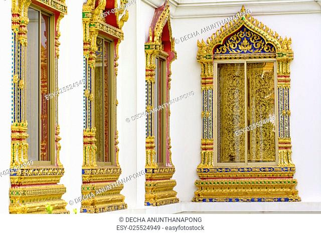 Wat Benchamabophit Dusitvanaram is a Buddhist temple (wat) in the Dusit district of Bangkok, Thailand. Also known as the marble temple