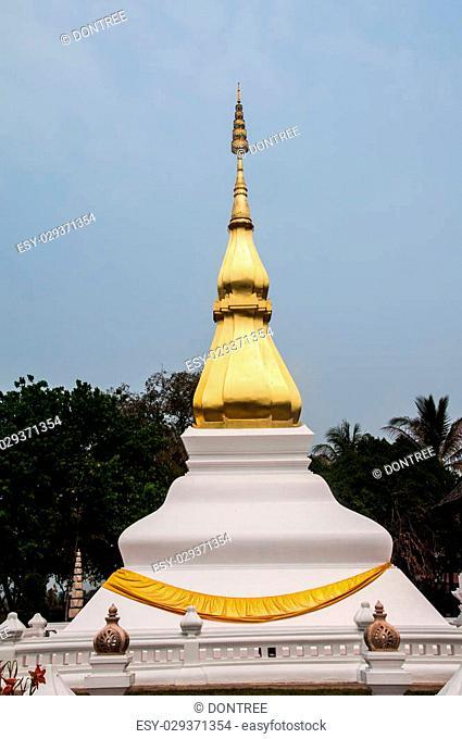 Phra That Kham Kaen, Khon Kaen Province, Thailand
