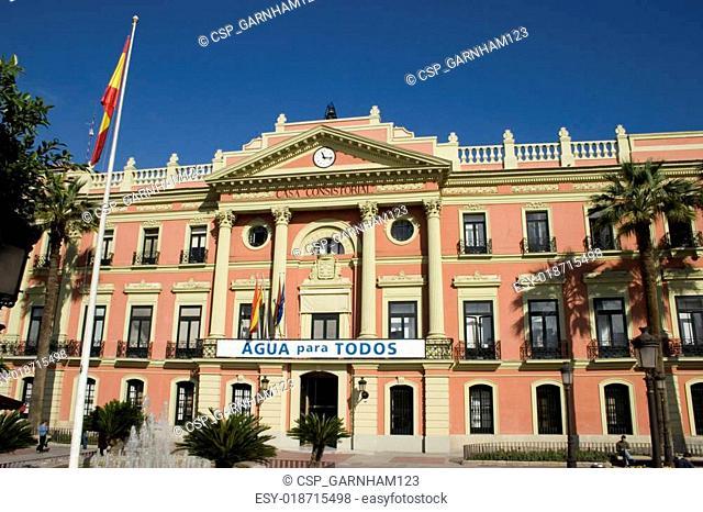 Murcia Building