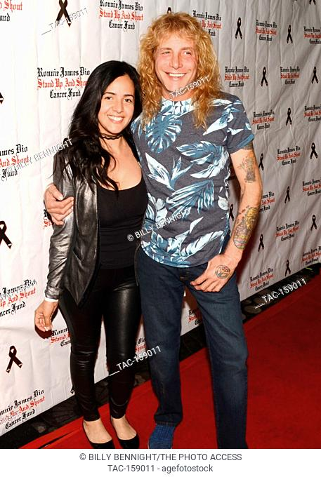 "Steven Adler arrives at the 3rd Annual """"Bowl 4 Ronnie"""" Celebrity Bowling Tournament, benefiting the """"Ronnie James Dio Stand Up and Shout Cancer Fund fund""""..."