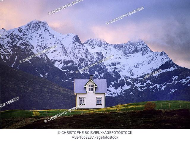 Lofoten Islands, Nordland, Norway