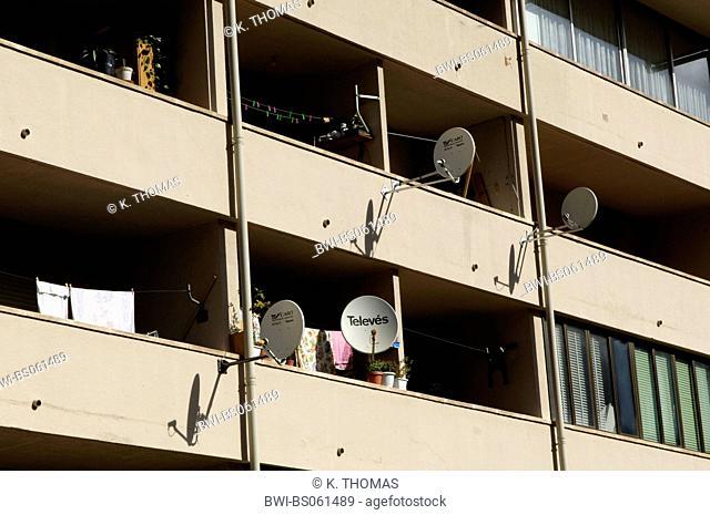 Andorra La Vella, capital, apartment building, Andorra, Andorra La Vella