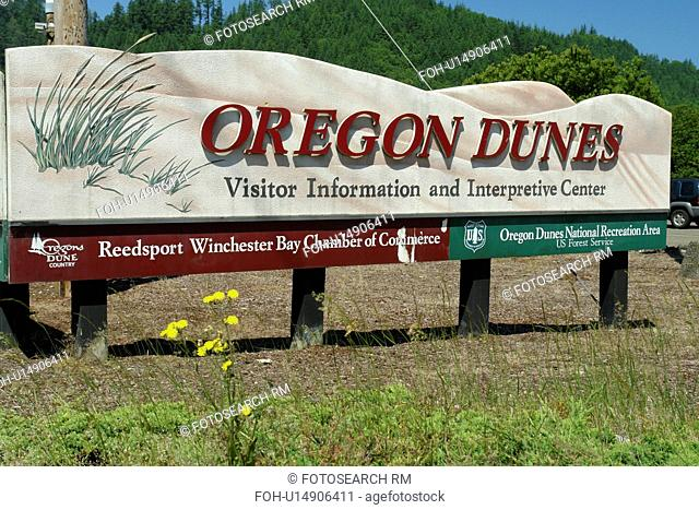 Reedsport, OR, Oregon, Pacific Ocean, Pacific Coast Scenic Byway, Rt Route, Highway 101, Oregon Dunes National Recreation Area, Siuslaw National Forest