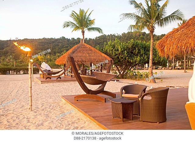 Asia,Malaysia,Borneo,Sabah,Kota Kinabalu,Shangri-La Resort