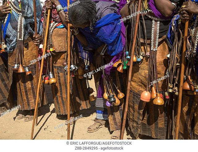 During the Gada system ceremony in Borana tribe, Oromia, Yabelo, Ethiopia