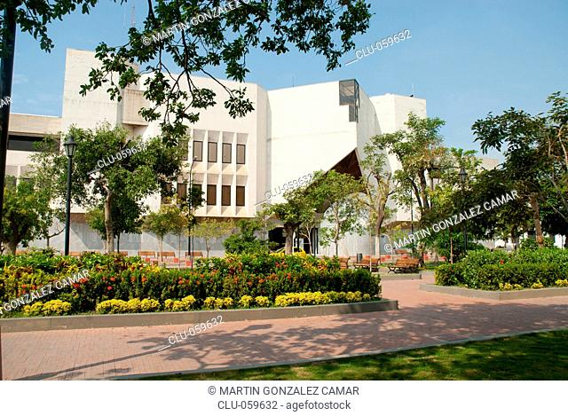 Republic Bank Cultural Center, Santa Marta, Magdalena, Colombia