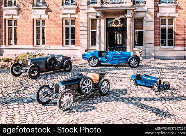 The Little Car Company, makers of the limited-edition Bugatti Baby II, are thrilled to commence deliveries to customers around the world