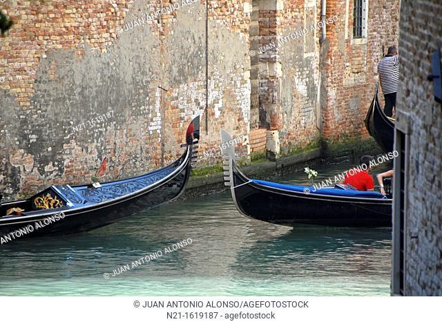 Cannarégio sestiere, Venice, Veneto, Italy, Europe