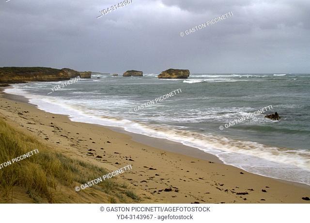 Twelve Apostles Marine National Park, Great Ocean Road, Victoria, Australia