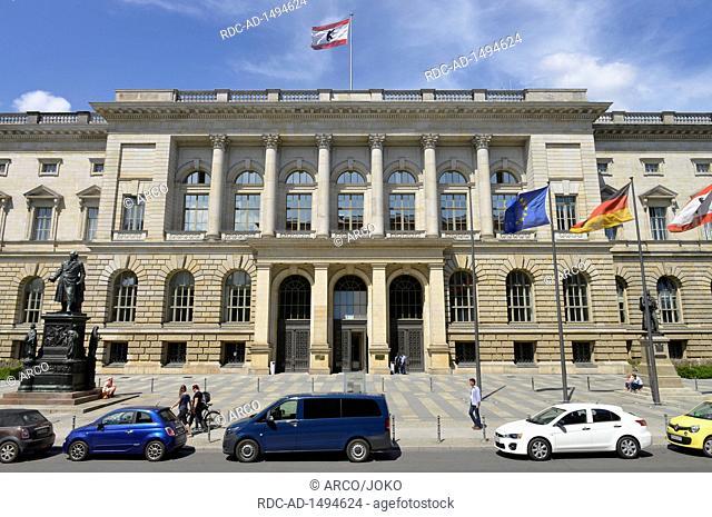 Abgeordnetenhaus, Niederkirchnerstrasse, Mitte, Berlin, Deutschland
