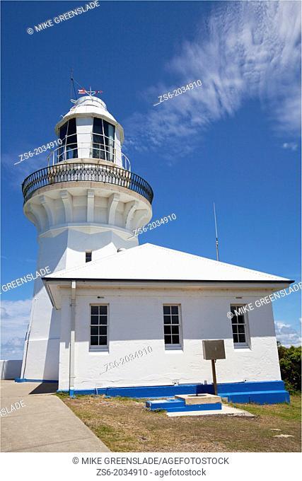Smokey Cape Lighthouse, Hat Head, NSW, Australia