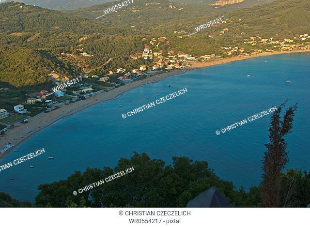 Bay of Agios Georgios