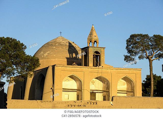 Armenian quarter. Isfahan. Iran