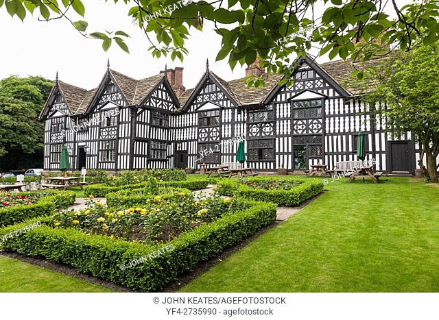 The Old Hall Hotel, Sandbach, is a public house and restaurant in High Street, Sandbach. Cheshire, England. It was built in 1656 on the site of a previous manor...