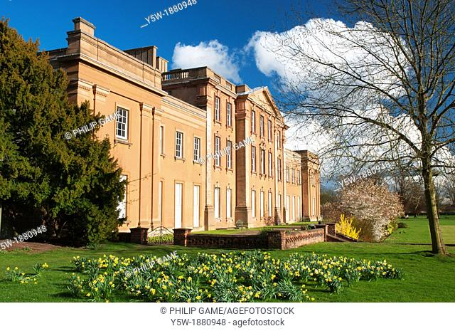 Himley Hall came into being in the 18th century when a medieval manor house belonging to the Earl of Dudley was demolished to make way for a Palladian mansion...