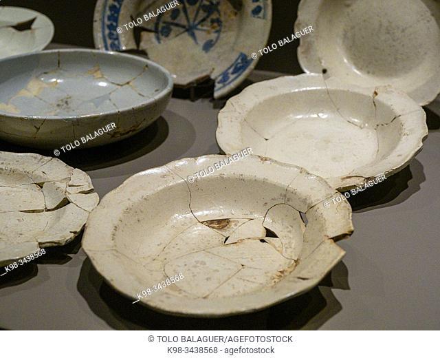 Arkeologi Museoa, museo aqueologico, Bilbao, Bizkaia, Pais Vasco, Spain