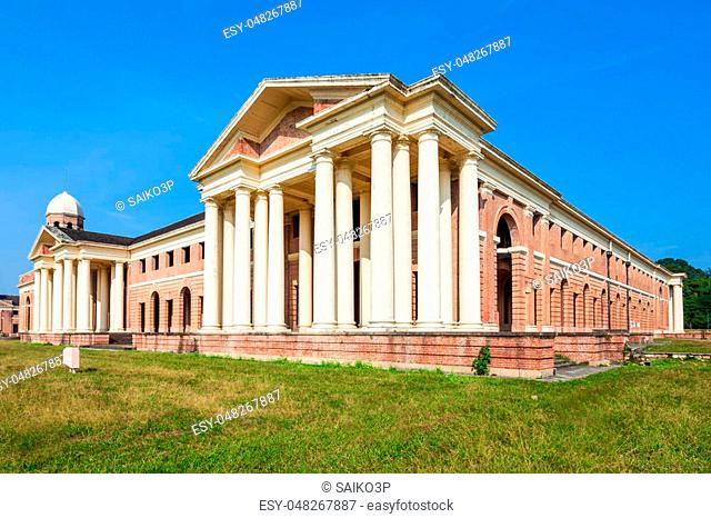 The Forest Research Institute is an institute of the Indian Council of Forestry Research and Education. It is located at Dehradun in Uttarakhand, India