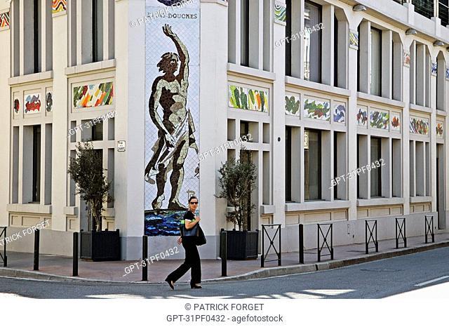HOTEL 'LES BAINS DOUCHES', CITY OF TOULOUSE, HAUTE-GARONNE 31, FRANCE