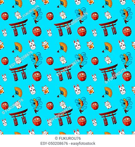 Maneki neko vector Stock Photos and Images | age fotostock