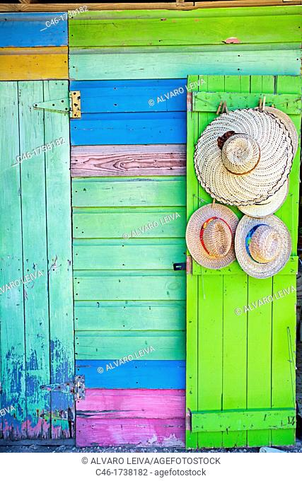 Tourist shop, Montego Bay, Jamaica, West Indies, Caribbean, Central America