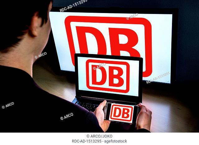 Logo Deutsche Bahn