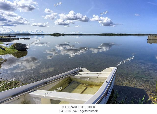 Saaremaa. Estonia