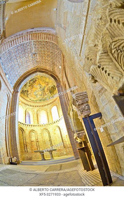 San Salvador de los Caballeros Church, 13th Century Mudejar Church of the Savoir, Museum of Sacred Art, Knights Templar Church