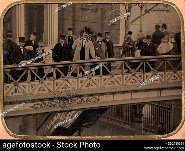 Lowe Bridge, 1866-67. Creator: Unknown