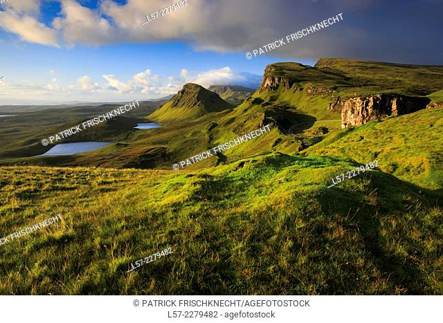 Trotternish, The Quaraig, Isle of Skye, Scotland