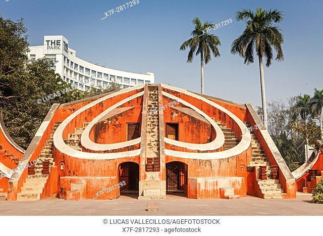 Jantar Mantar, Delhi, India
