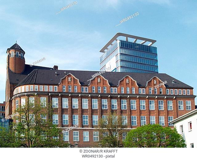 Bernhard-Nocht-Institute in Hamburg, Germany