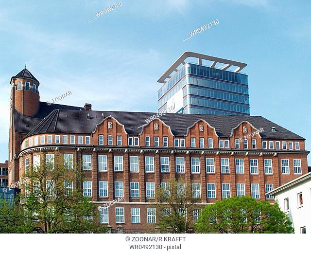 Bernhard-Nocht-Institute in Hamburg, Germany