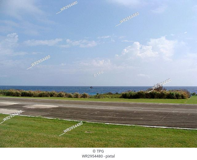 Orchid Island air station