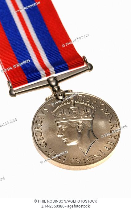 Second World War medal - the 1939-1945 War Medal