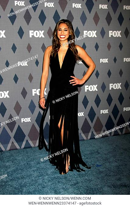 FOX Winter TCA 2016 All-Star Party at the Langham Huntington Hotel - Arrivals Featuring: Meaghan Rath Where: Pasadena, California