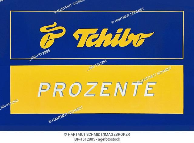 Tchibo Prozente, logo, discounts, consumer goods, bargains