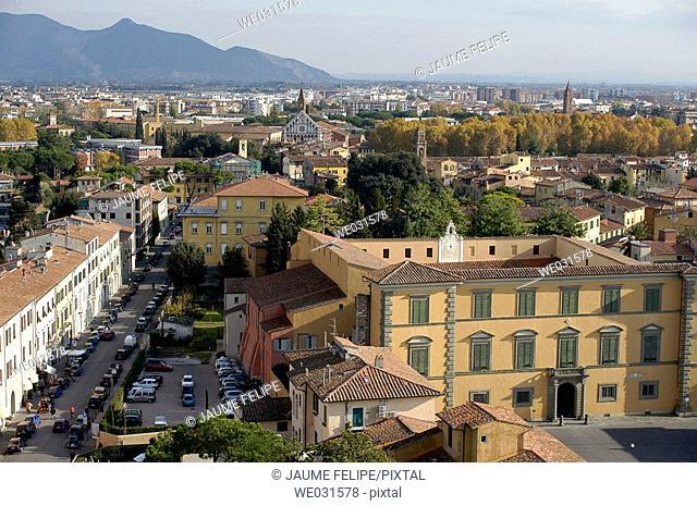 Pisa. Tuscany, Italy
