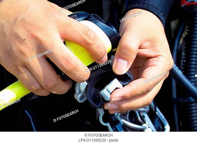 scuba tank, scuba diving, scuba gear, wet suit, scuba, gauge, oxygen