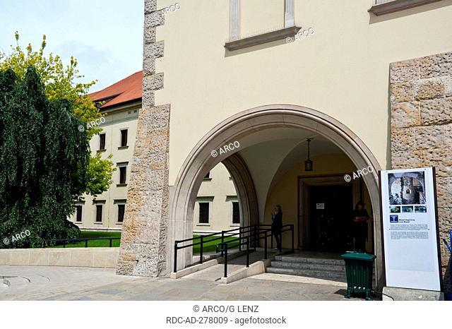 Exhibition Los Wawel, Wawel, Krakow, Litttle Poland, Poland