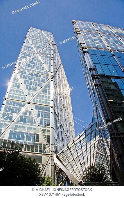 Office building, City of London, England