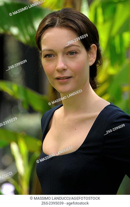 Cristiana Capotondi; Capotondi; actress; celebrities; 2015;rome; italy;event; photocall; una casa nel cuore