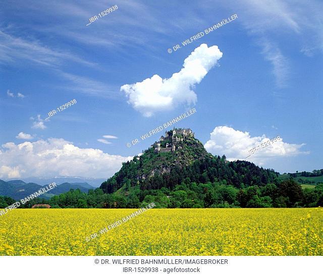 Hochosterwitz Castle, Carinthia, Austria, Europe