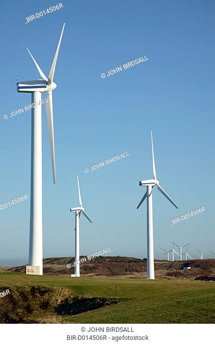 Oldside windfarm, Workington