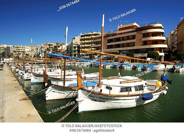 Porto Cristo. Manacor. Llevant. Mallorca. Baleares. España