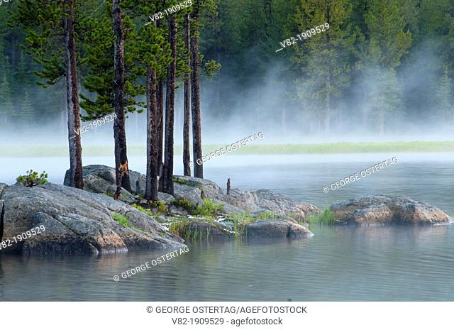 Anthony Lake, Elkhorn National Scenic Byway, Wallowa-Whitman National Forest, Oregon