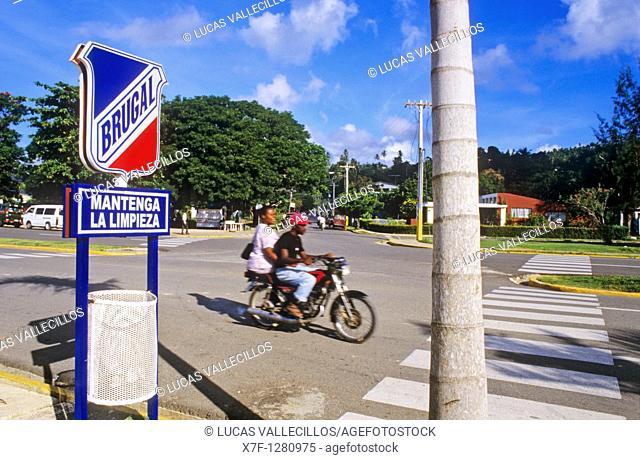 República Dominicana  Península de Samaná Samaná  Avenida Marina