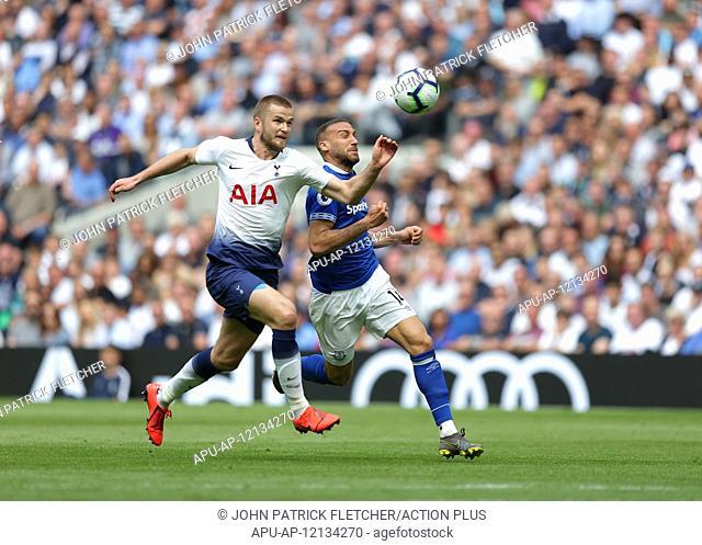 2019 EPL Premier League Football Tottenham Hotspur v Everton May 12th. 12th May 2019, Tottenham Hotspur Stadium, London, England; EPL Premier League football