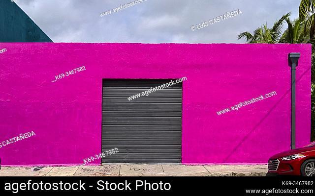 Wynwood Art District. Miami. Florida. USA