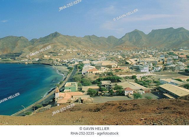 Mindelo, San Vicente Sao Vicente Island, Cape Verde Islands, off Africa, Atlantic